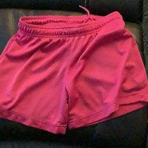 Girls basket ball shorts